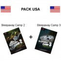 02 - Pack USA  (SLEEPAWAY CAMP 2 + SLEEPAWAY CAMP 3)