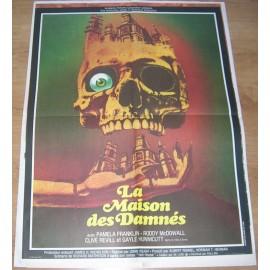 La Maison Des Damnés - 1973 - John Hough / Pamela Franklin / Roddy McDowall / Clive Revill