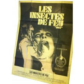 Les Insectes de feu - 1975 - Jeannot Szwarc / Bradford Dillman / Joanna Miles / Richard Gilliland