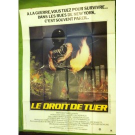 Le droit de tuer - 1980 - James Glickenhaus / Robert Ginty / Samantha Eggar / Christopher George