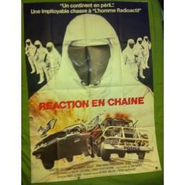 Réaction en chaîne - 1980 - James Glickenhaus / Robert Ginty / Samantha Eggar / Christopher George