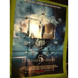 Destination Finale 5 - 2011 - Steven Quale / Nicholas D'Agosto / Emma Bell / Tony Todd