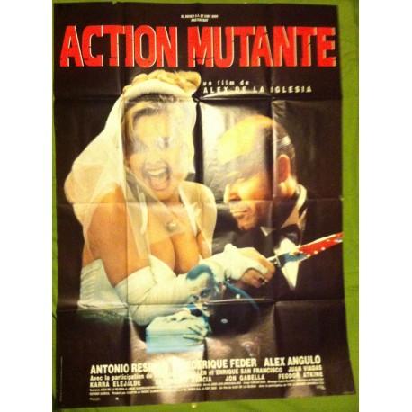 Action Mutante - 1993 - Álex de la Iglesia / Antonio Resines / Álex Angulo