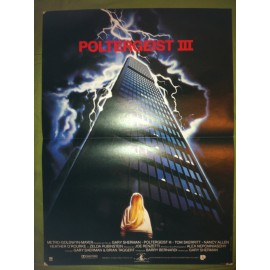 Poltergeist 3 - 1988 - Gary Sherman / Heather O'Rourke / Tom Skerritt / Nancy Allen