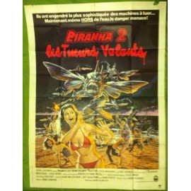 Piranha 2 - Les tueurs volants - 1981 - James Cameron / Lance Henriksen