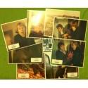 Terreur Aveugle - Jeu de 8 photos - 1971 - Richard Fleischer / Mia Farrow / Dorothy Alison