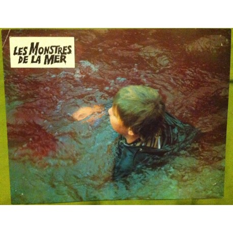 Les Monstres de La Mer - 1980 - Barbara Peeters /  Doug McClure / Ann Turkel
