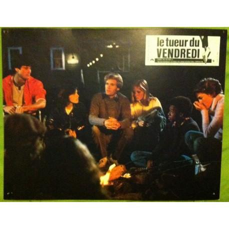 Le Tueur du Vendredi - 1980 - Barbara Peeters /  Doug McClure / Ann Turkel