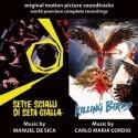 The Crimes of the Black Cat / L'Attaque des Morts-Vivants (Manuel De Sica) Soundtrack