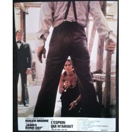 L'espion qui m'aimait - 1977 - Roger Moore / Barbara Bach / Caroline Munro / Richard Kiel