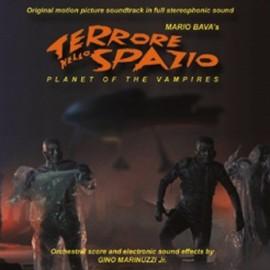 La Planète des Vampires Soundtrack