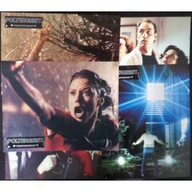 Poltergeist - Jeu de 5 photos - 1982 - Tobe Hooper / Steven Spielberg / Craig T. Nelson