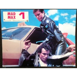 Mad Max - 1979 - George Miller / Mel Gibson / Joanne Samuel / Hugh Keays-Byrne / Steve Bisley