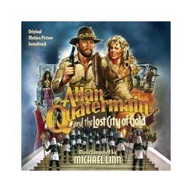 Allan Quaterman And The Lost City Of Gold Soundtrack