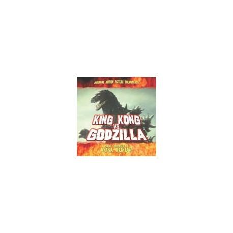 King Kong vs. Godzilla Soundtrack