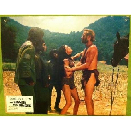 La Planète des Singes - 1968 - Franklin J. Schaffner / Charlton Heston / Roddy McDowall / Kim Hunter
