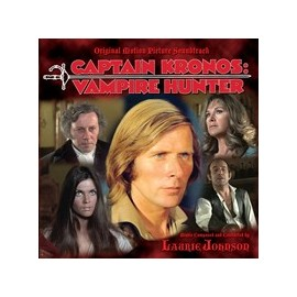 Captain Kronos : Vampire Hunter Soundtrack