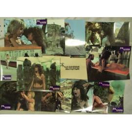 Yor, Le Chasseur du Futur - Jeu de 15 photos - 1983 - Antonio Margheriti / Reb Brown / Corinne Cléry
