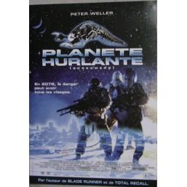Planète Hurlante - Synopsis