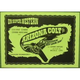 Arizona Colt - Synopsis