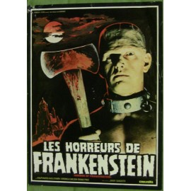 Les Horreurs De Frankenstein - Synopsis