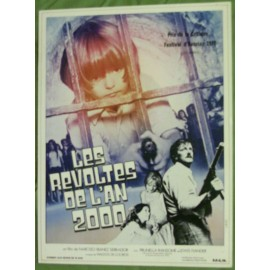 Les Révoltés De L'An 2000 - Synopsis