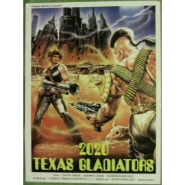 2020 Texas Gladiator - Synopsis