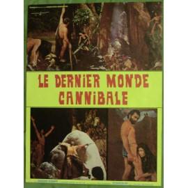 Le Dernier Monde Cannibale - Synopsis
