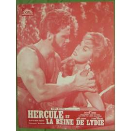 Hercule Et La Reine De Lydie - Synopsis