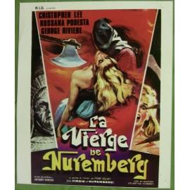 La Vierge De Nuremberg - Synopsis