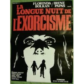 La Longue Nuit De L'Exorcisme - Synopsis