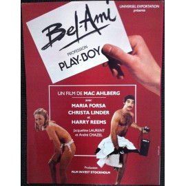 Bel-Ami Profession Play-Boy - Synopsis