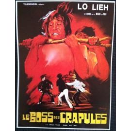 Le Boss Des Crapules - Synopsis