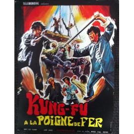 Kung-Fu À La Poigne De Fer - Synopsis