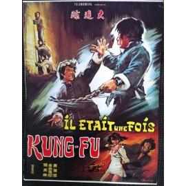 Il Était Une Fois Kung-Fu - Synopsis