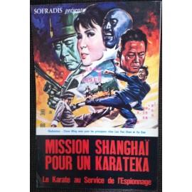 Mission Shangaï Pour Un Karateka - Synopsis