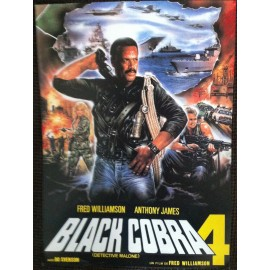 Black Cobra 4 - Synopsis