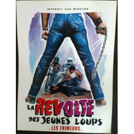 """La Révolte Des Jeunes Loups """"Les Frimeurs"""" - Synopsis"""