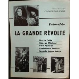 La Grande Révolte - Synopsis