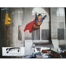 SUPERMAN II - Photo d'exploitation - 1980 - Richard Lester / Christopher Reeve / Gene Hackman