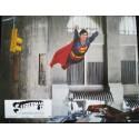 SUPERMAN II - Photo d'exploitation - 1980 - Richard Lester / Christopher Reeve / Gene Hackman