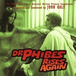 Dr. Phibes Rises Again Soundtrack