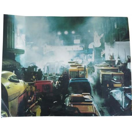 BLADE RUNNER - 1982 - Ridley Scott / Harrison Ford / Rutger Hauer / Sean Young