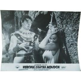 HERCULE CONTRE MOLOCH - Photo d'exploitation - 1963 - Giorgio Ferroni / Gordon Scott / Alessandra Panaro / Rosalba Neri