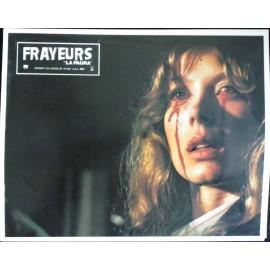 FRAYEURS - Photo d'exploitation - 1980 - Lucio Fulci / Christopher George / Catriona MacColl / Carlo De Mejo