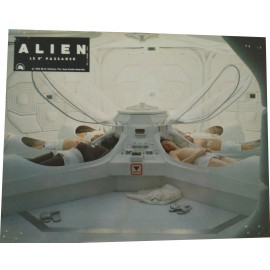 ALIEN LE 8EME PASSAGER - Photo d'exploitation - 1979 - Ridley Scott / Sigourney Weaver / Tom Skerritt / John Hurt