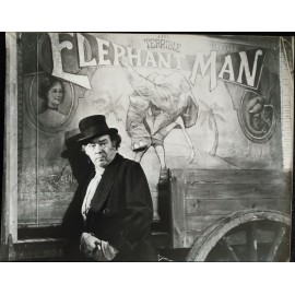 ELEPHANT MAN - Photo d'exploitation - 1980 - David Lynch / Anthony Hopkins / John Hurt / Anne Bancroft