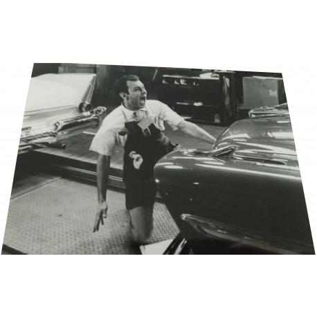 CHRISTINE - Photo presse - 1983 - John Carpenter / Keith Gorgon / John Stockwell / Alexandra Paul