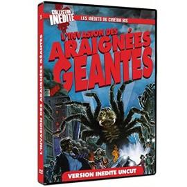 L'invasion des araignées géantes (Version Uncut Inédite)
