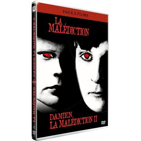 La Malédiction + Damien, la malédiction II [Pack 2 films]